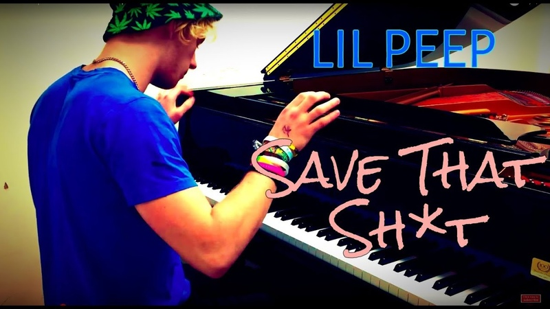 Lil Peep - Save That Sh*t | Tishler Piano Cover
