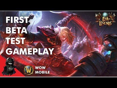 Era of Legends - Beta Gameplay - LIVE (Canlı Yayın)