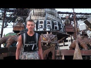 Андрей Ливенцов из Магадана о байк-шоу Тень Вавилона.mp4
