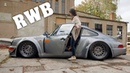 ABSOLUT GEIL! Porsche 964 RWB ft. XS MAG!