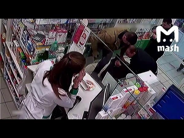 Менты vs братухи-борцухи