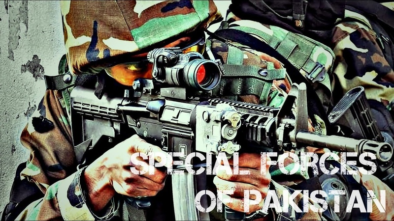 Special Forces of Pakistan 2018 - SSG SSGN SSW