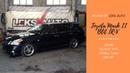 Турбо Вагон на 1JZ-GTE! Обзор Toyota Mark II Blit IR-V JZX110 1JZGTE [Leks Auto 372]