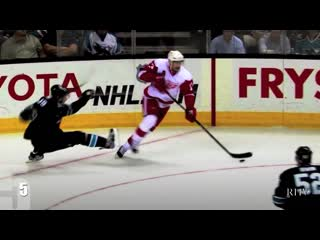 Pavel Datsyuk Павел Дацюк - 50 Magic Plays - Humiliate NHL players
