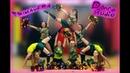 Девченки в армии Коллектив спортивного танца Primavera