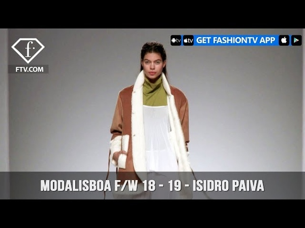 ModaLisboa FallWinter 18 - 19 - Isidro Paiva | FashionTV | FTV