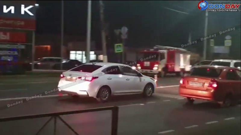 Donday В Новочеркасске ВАЗ 2107 сбил женщину переходившую дорогу по пешеходному переходу