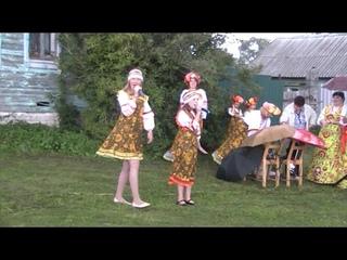 """Сапожки русские""  Лера Абросимова и Марина Чепурнова"