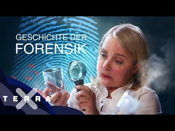 Die Geschichte der Forensik 1 2 Ganze Folge Terra X mit ChrisTine Urspruch смотреть онлайн без регистрации