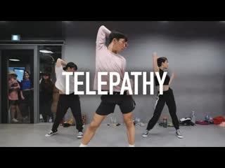 1million dance studio christina aguilera - telepathy ⁄ gosh choreography