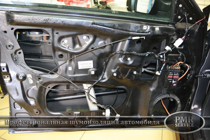 Комплексная шумоизоляция Subaru Impreza, изображение №13