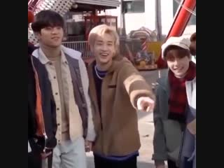 The way he just points at things like a small little tiny baby i want to cry