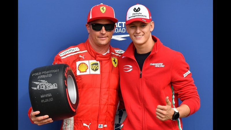 Commentator Reactions to Kimi Raikkonen's Pole at Monza F1 2018 Multi language HD