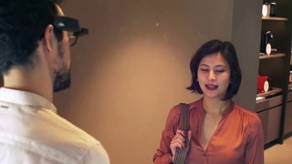MAD Gaze x Nespresso: Augmented Reality Smart Glasses Solution for Retail