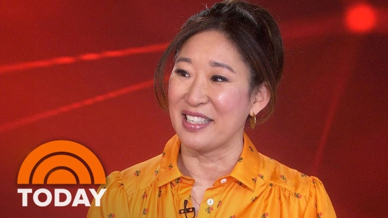 Sandra Oh Plays A Spy On The Trail Of An Assassin In 'Killing Eve' | TODAY