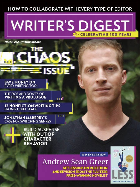 Writer's Digest 03.2020
