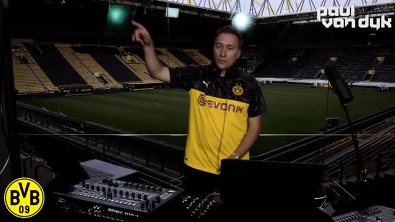 Paul van Dyk's Sunday Session 8 Live @ BVB stadium in Dortmund