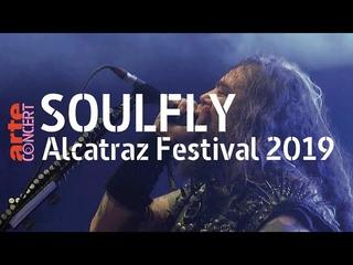 Soulfly - live @ Alcatraz Festival 2019 - ARTE Concert