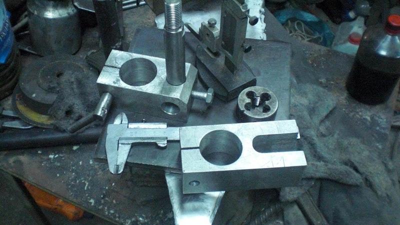Литьё закалка и обработка алюминиевой заготовки