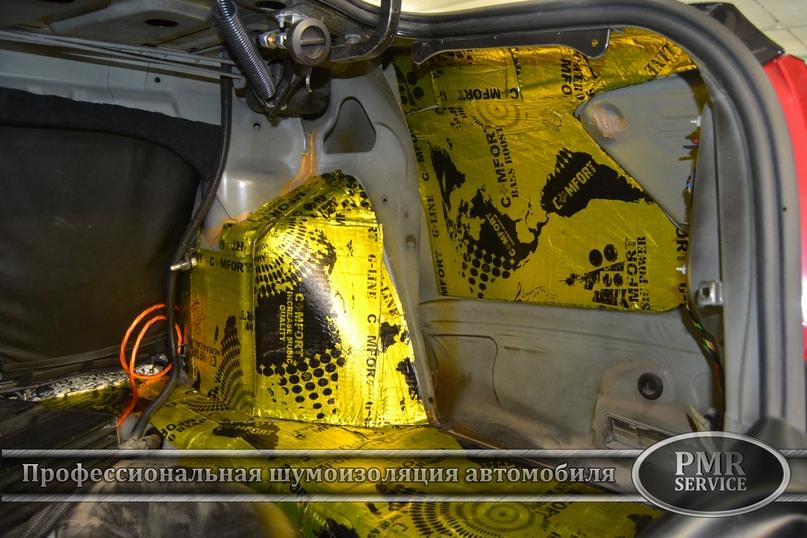 Шумоизоляция Datsun on-DO, изображение №17