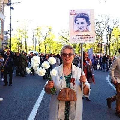 Елена Лапенкова
