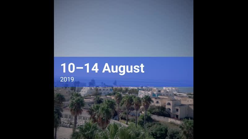 Nabeul Tunisia 08'2019