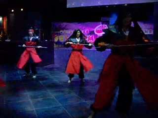 Korean Dream 2019 - Hwarang defile