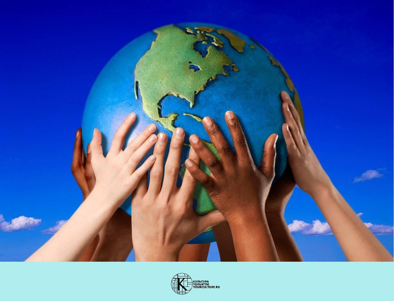Час веселых затей «Мир на планете – счастливы дети»