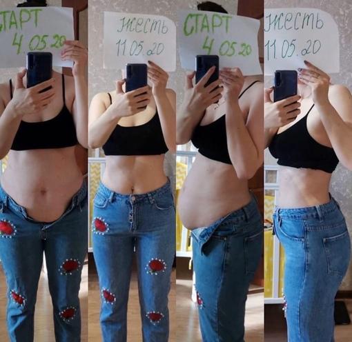 Вконтакте похудеть легко