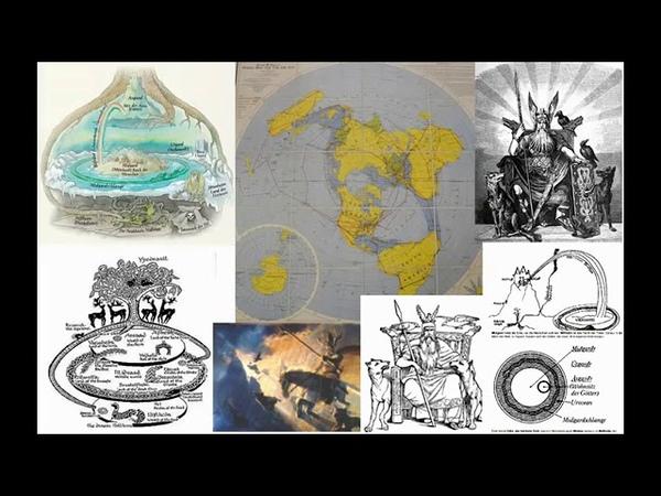 Wie die Flache Erde erschaffen wurde nach Nordischer Mythologie