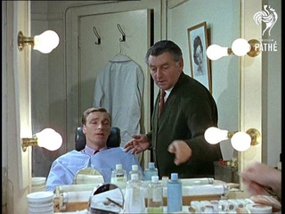 Frank Ifield On Set (1965)