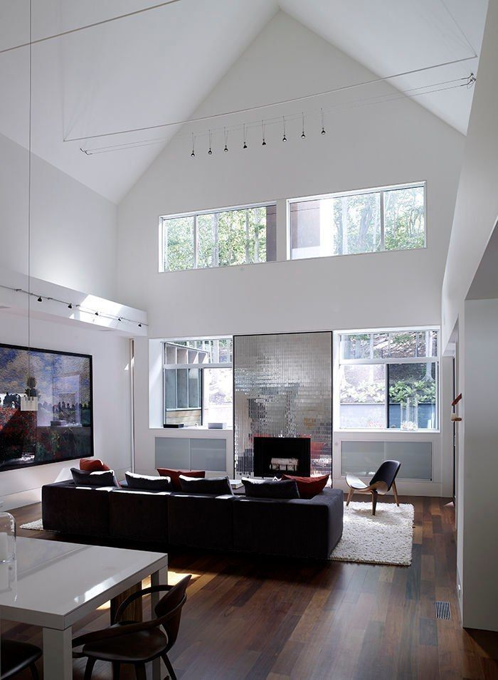 Weinstein Residence by Bates Masi   Architects