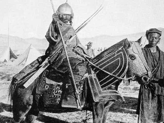 Воины Тибета
