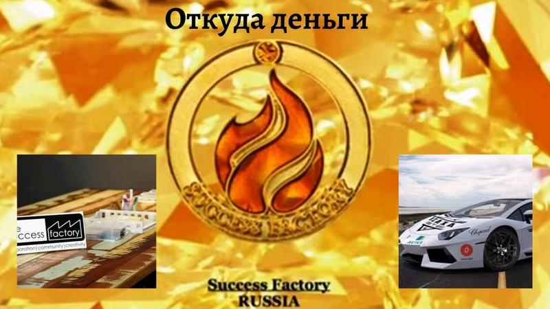 Откуда деньги в Success factory Интервью Алена Малиновская Топаз SF c Марией Фецяк