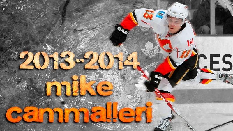 Mike Cammalleri 2013 2014 Highlights