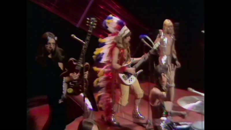 Sweet - Wig Wam Bam 1972 (OFFICIAL)