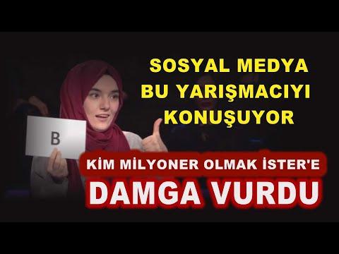 Türkiye Onu Konuşuyor   Kim Milyoner Olmak İster   Ümmü Gülsüm Genç