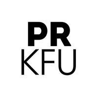 Логотип Реклама и связи с общественностью / КФУ