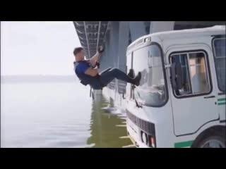Cъёмки сериала Пять минут тишины в Ульяновске
