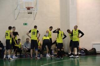 Мужской баскетбол