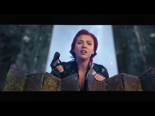 Битва на Вормире - Мстители 4 (альтернативная сцена)