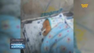 В перинатальном центре Алматы скончался новорожденный малыш