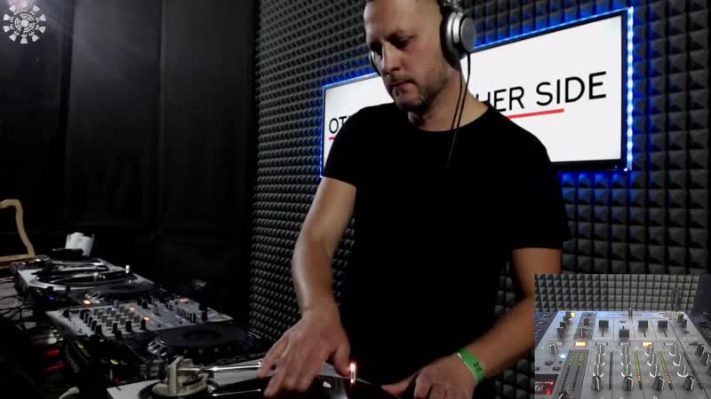 JENYA PLAY - OTHER SIDE 06.10.2019 (Reactor Radio LIVE )