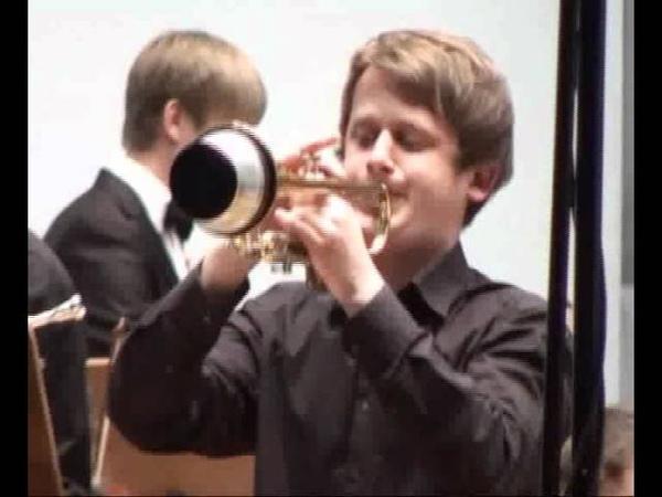 Г Горелова концерт для 2 труб Костюшко Матвеев 2 3 часть