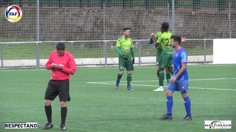 RESUM Lliga Multisegur Assegurances J21 Unió Esportiva Sant Julià FC Encamp 4 2