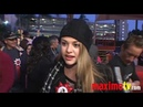 HAYLEY ERIN Interview at The 2009 Hollywood Christmas Parade