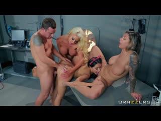[Brazzers] Karma Rx, Lela Star, Nicolette Shea - BrazziBots: Part 4 [2019, Big Ass, Big Tits, Bubble Butt, Foursome, 1080p]