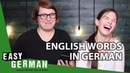 50 English words that got Germanized with Dana from Wanted Adventure 😃