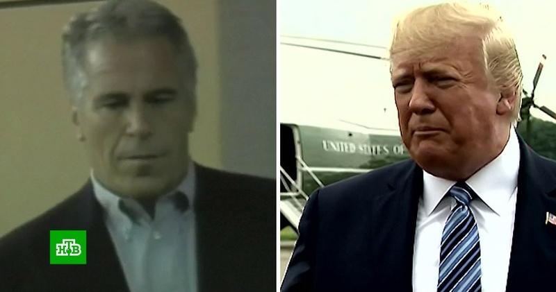Трамп потребовал полного расследования смерти миллиардера-педофила