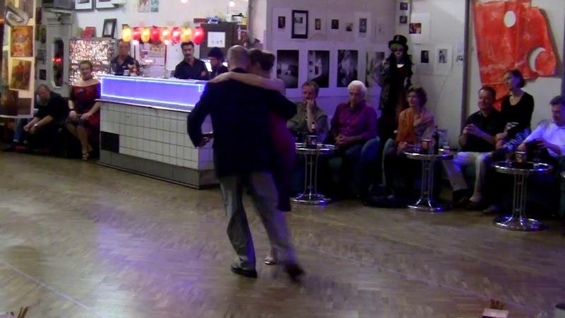 Tango Canyengue by Alexey Usha | Nunca tuvo novio @ Al Sur in Bonn, 2 Nov 2019